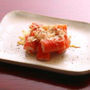 パルミジャーノ焼き(カニカマ)